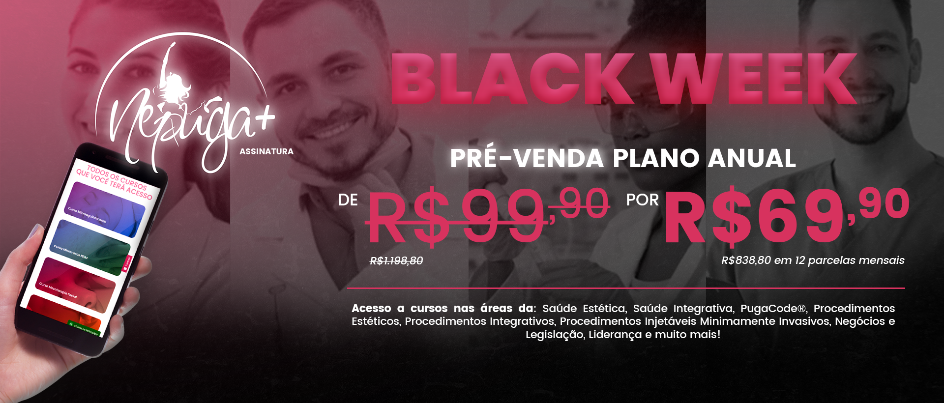 Nepuga+ Black Week