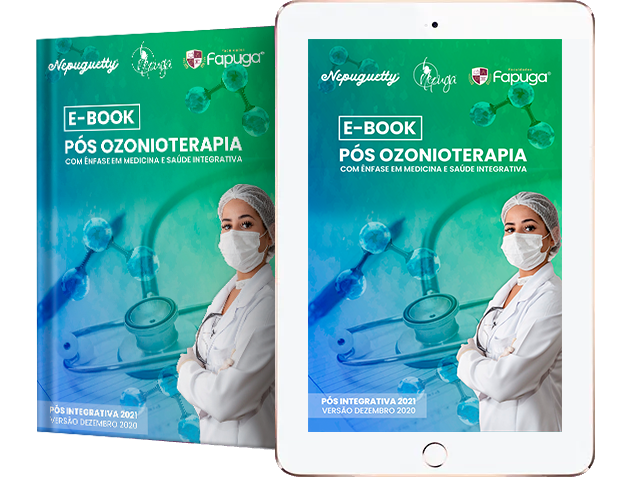 ebook Pós Ozonioterapia